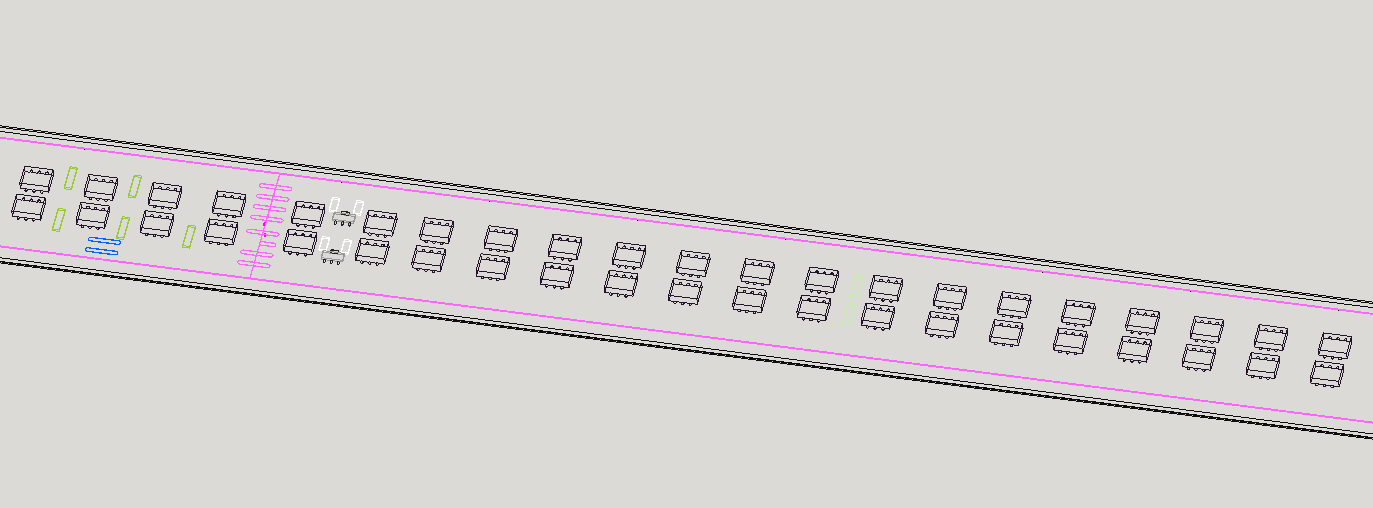 BRANDO LED Mining Strip Lighting Solution 2nd Generation