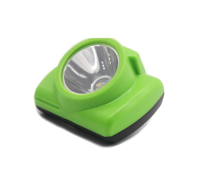 KL6-C cordless miner cap lamp with OLED display