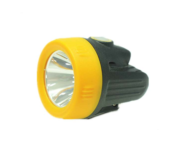 KL2.5LM-C LED Rechargeable Miners Light with IP67 BRANDO