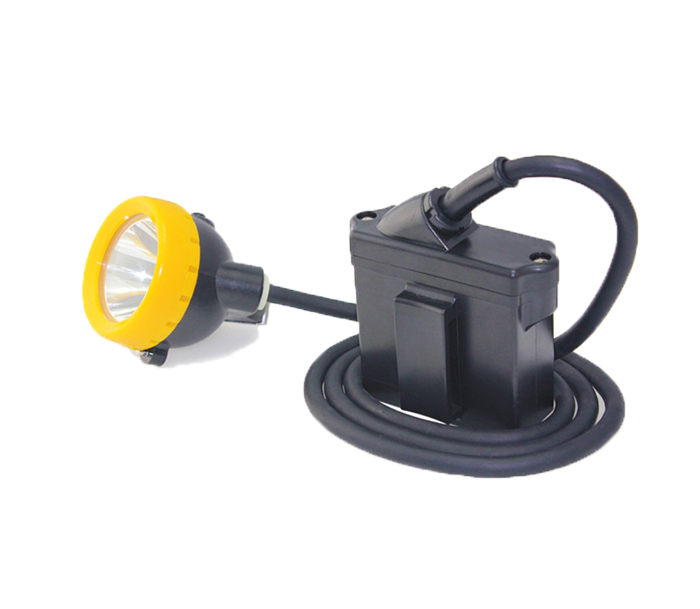 KL8LM 7.8Ah Li-ion Battery anti-explosive cap lamp