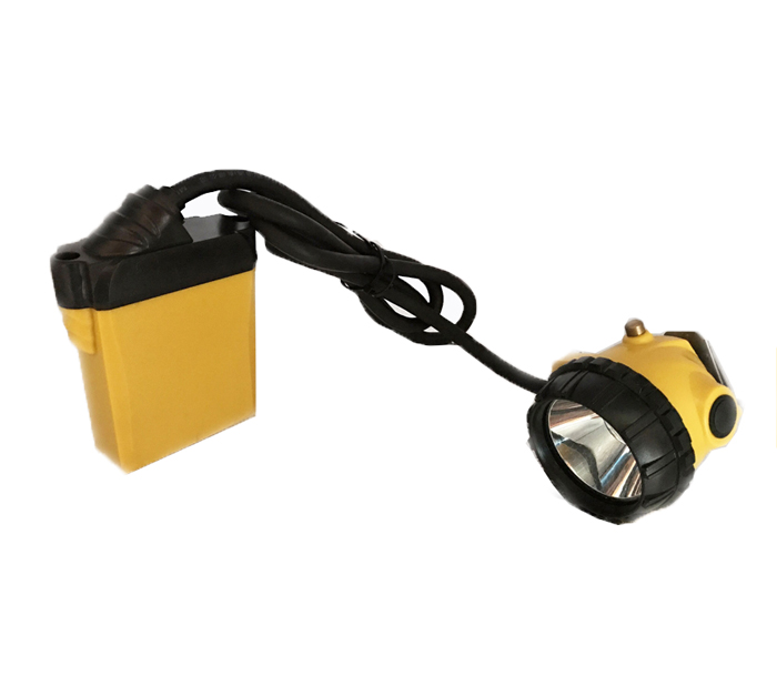 KL12LM Super bright 25000lux LED corded cap lamps