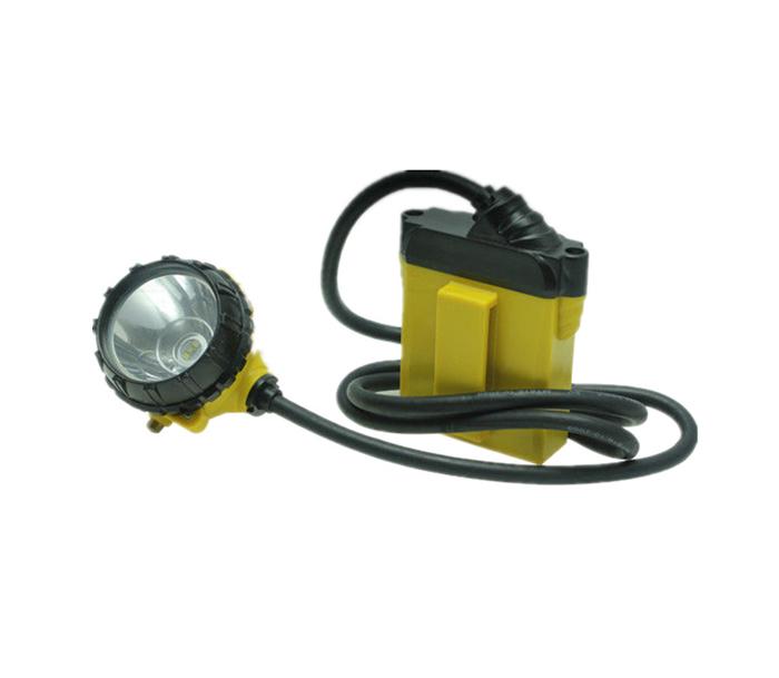 KL12LM Super bright 25000lux led cap lamp underground mining