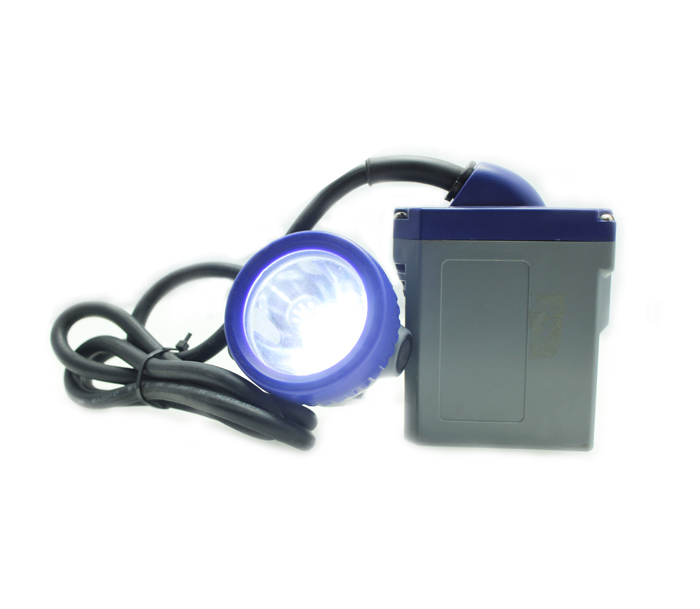 KL7LM-A Rechargeable Miners Headlamp with CE Approved