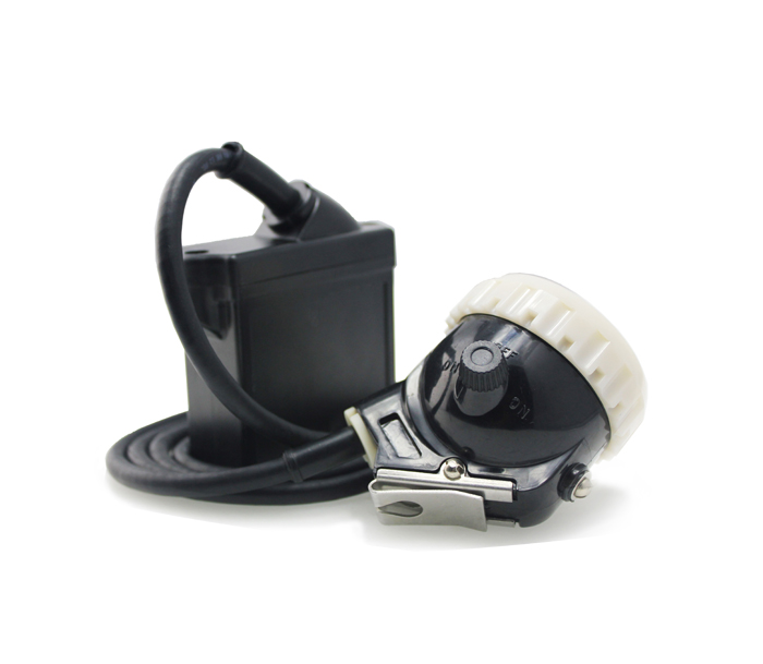 KL5LM-A 6.6Ah Coal Miner's Headlamp with Chargers