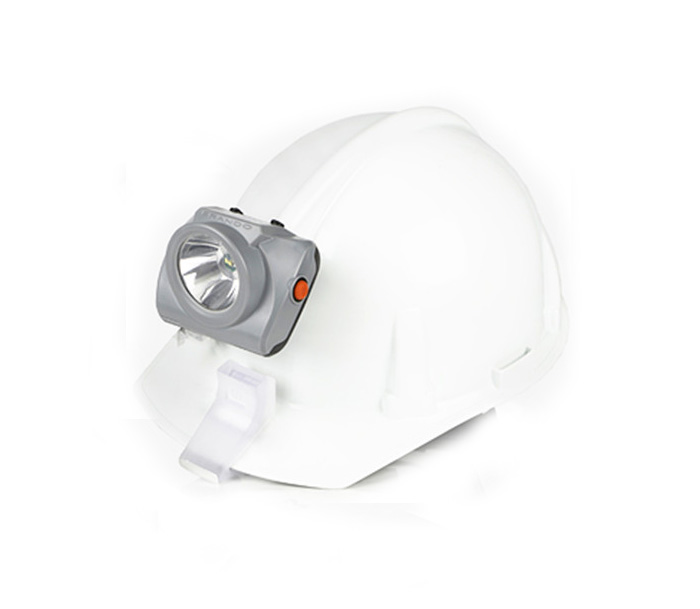 Customized KL6LM-C Cordless Cap Lamp with Tracking BRANDO
