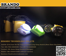 BRANDO provide Personal Protection Equipment and Safety for Miners