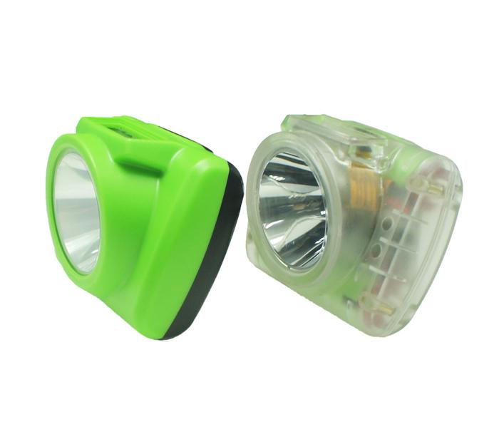 BRANDO KL6-A 25000lux Brightness Cordless Cap Lamps