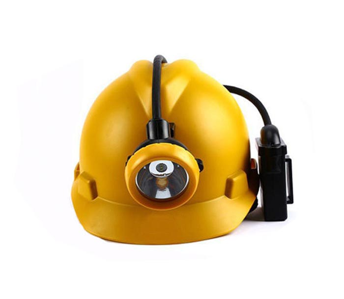 BRADNO New Anti-explosive Cap Lamp with USB Charger Manufacturer