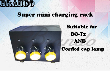 Super Mini Charging Rack