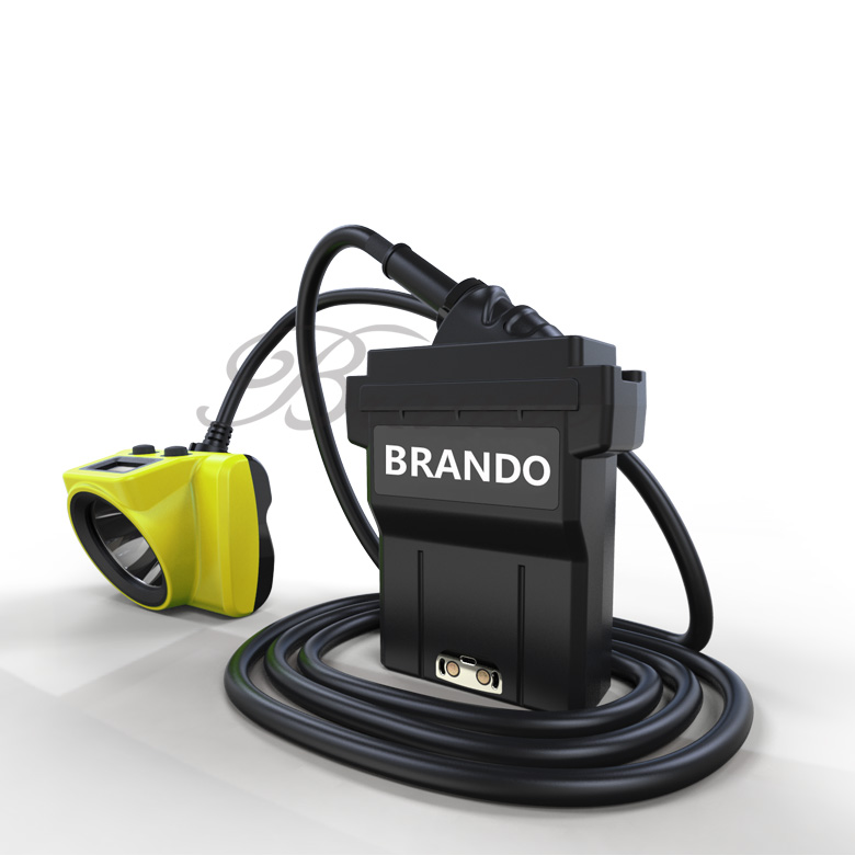 BRANDO New Design Corded Mining Light KL6M D