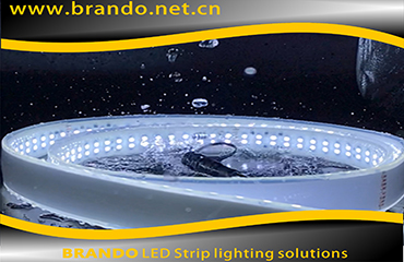 BRANDO New Generation Lighting Strip for Underground Mines