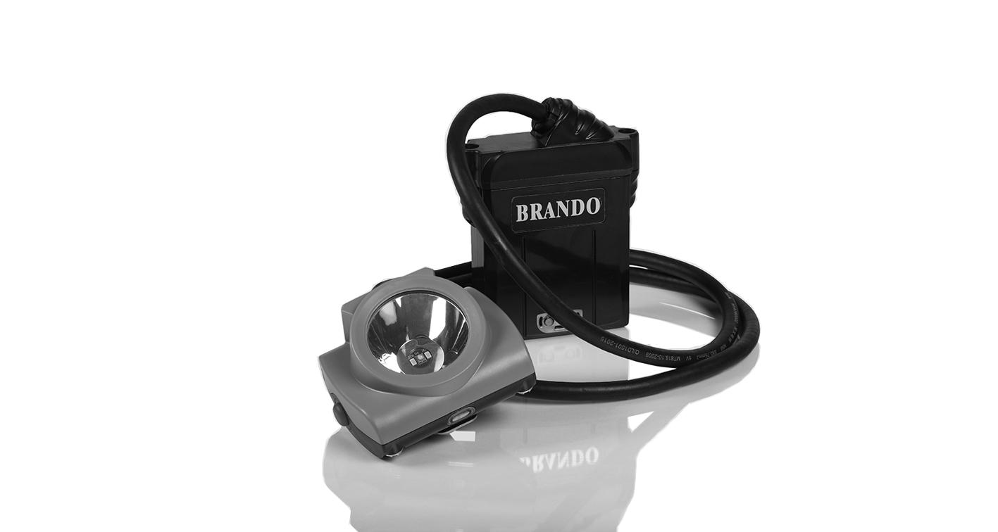 IP68 Protection Grade Testing For BRANDO Cap Lamp KL6M