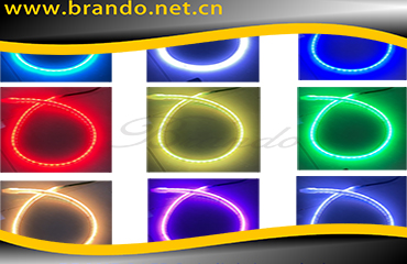 Colorful RGB flexible led strip with SMD 5050