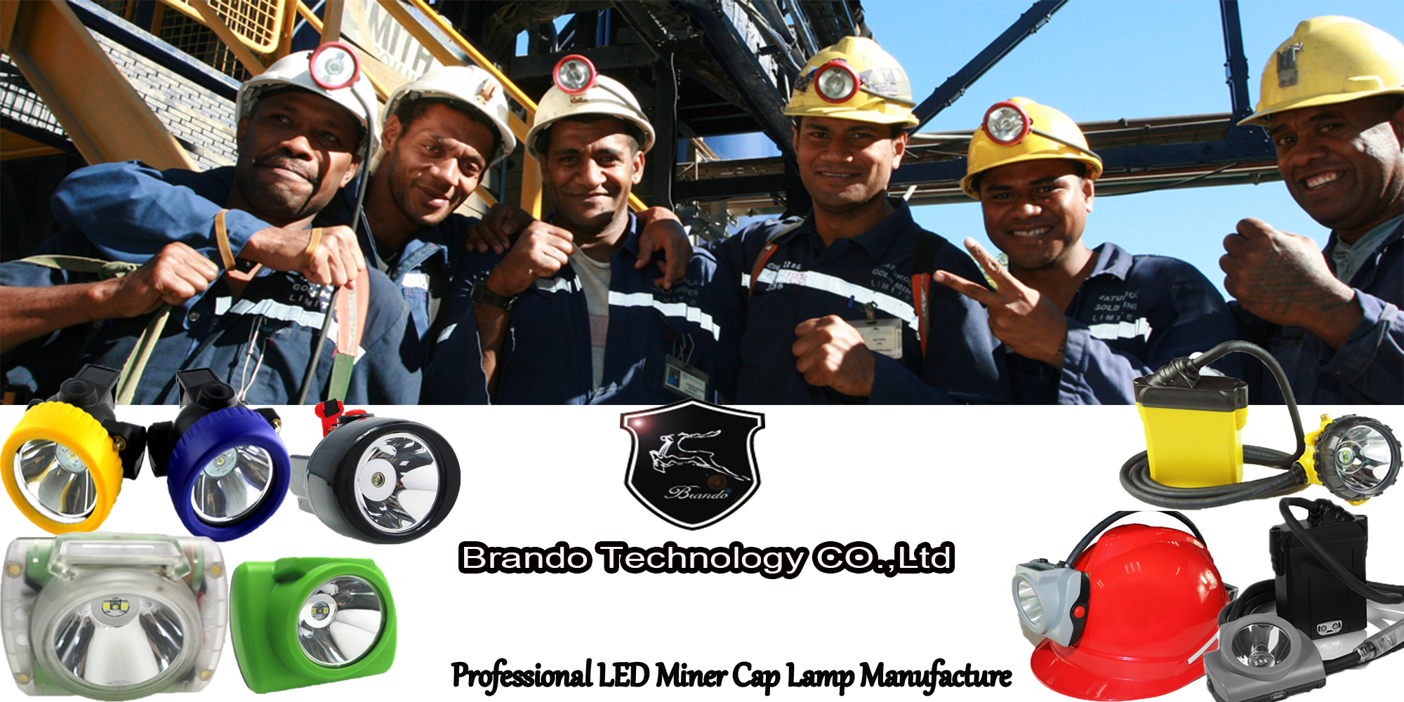 miners lamp manufacturers