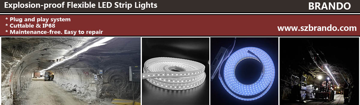 Brightness flexible led strip light