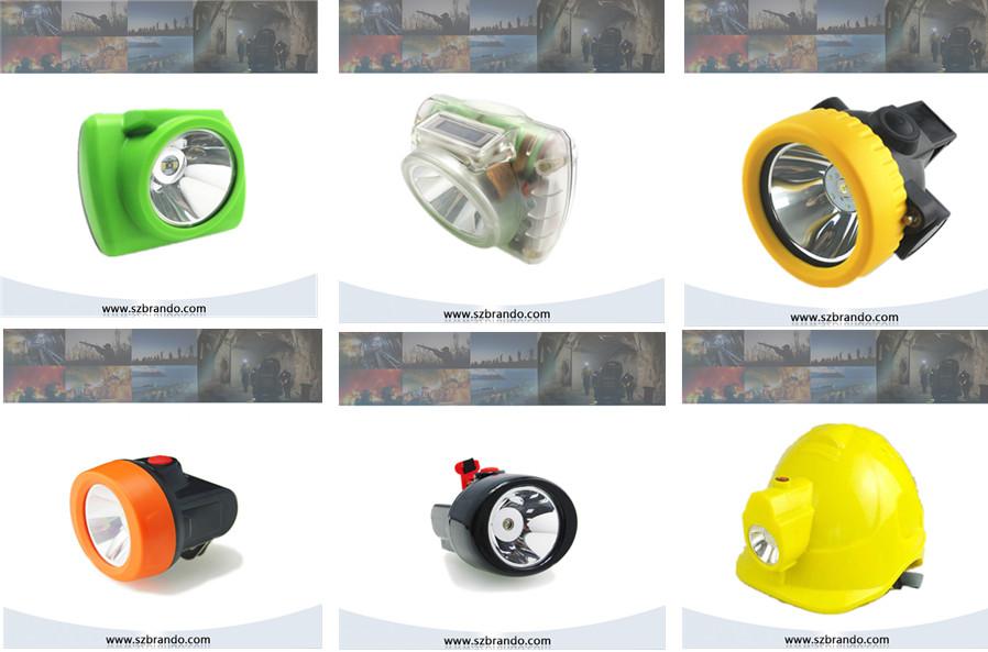 coal miners helmet light