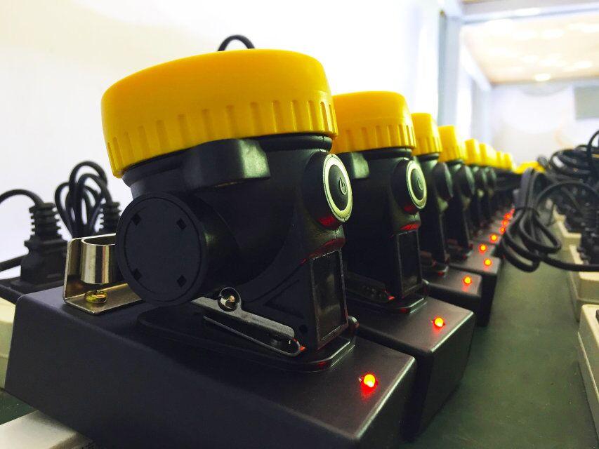 coal miner cap lights